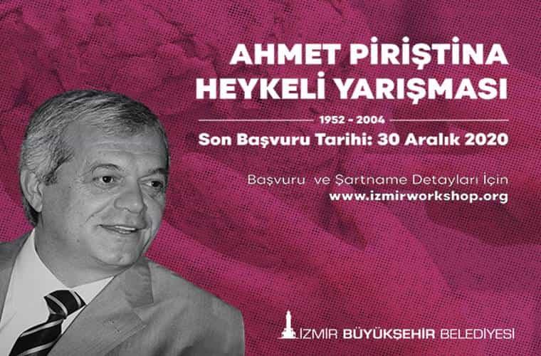 Ahmet Priştina Heykel Yarışması