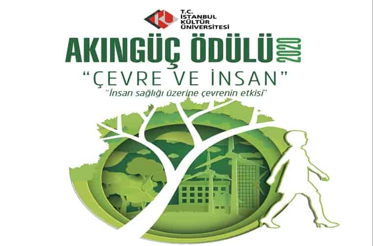 İstanbul Kültür Üniversitesi AKINGÜÇ Ödülü 2021