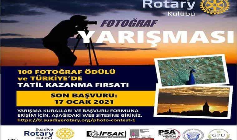 İFSAK Uluslararası Fotoğraf Yarışması duyuru görselidir.