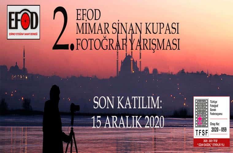 Mimar Sinan Kupası Fotoğraf Yarışması