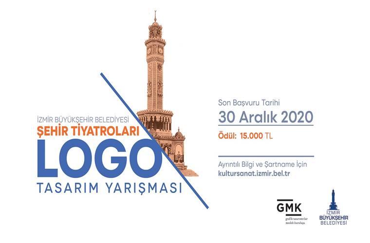 Şehir Tiyatroları Logo Tasarım Yarışması