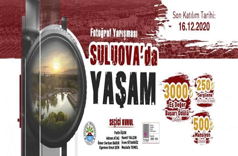 Suluova Belediyesi Ulusal Fotoğraf Yarışması