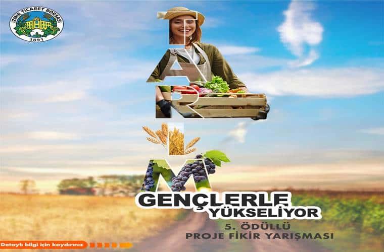 Tarım Gençlerle Yükseliyor Proje Fikri Yarışması