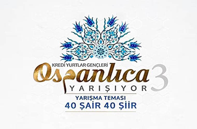 KYK'lı Gençler Osmanlıca Yarışıyor duyuru görselidir.
