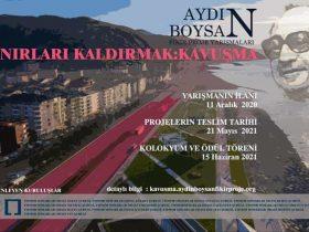 Aydın Boysan Proje Fikir Yarışmaları duyuru görselidir.