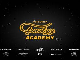 FRNDzz Academy Müzik Yarışması duyuru görselidir.