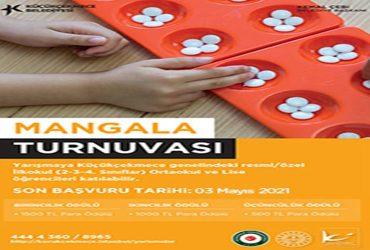 Mangala Turnuvası Oyun Yarışması duyuru görselidir.