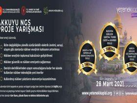 Akkuyu NGS Proje Yarışması duyuru görselidir.