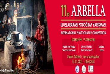 Arbella Uluslararası Fotoğraf Yarışması duyuru görselleridir.