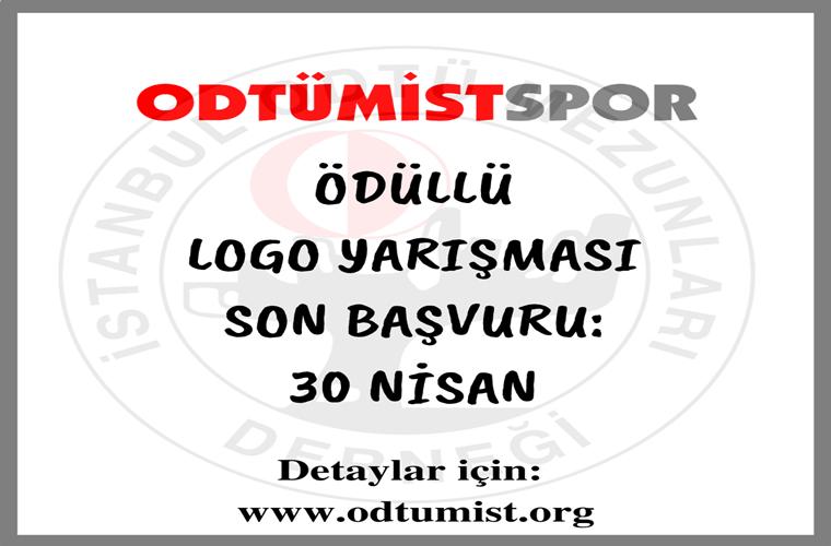 ODTÜ Mezunları Derneği Logo Tasarım Yarışması duyuru görselidir.