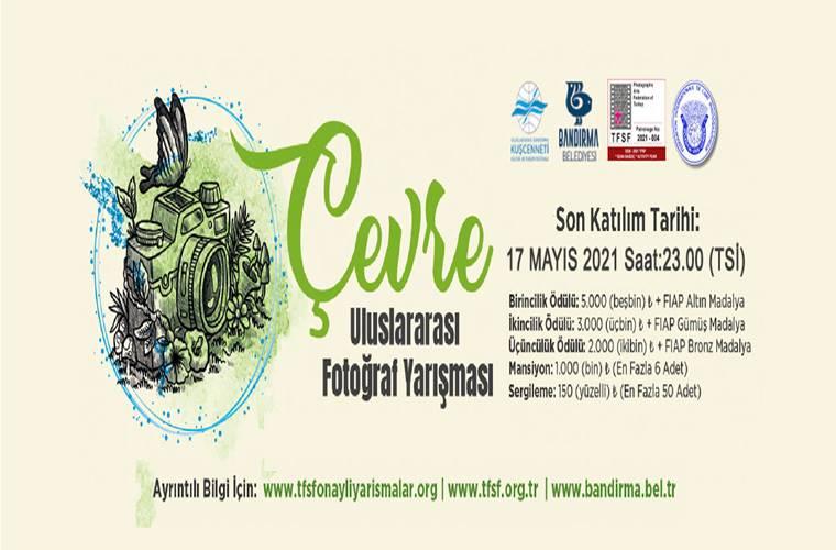 Kuşcenneti Kültür ve Turizm Festivali Uluslararası Fotoğraf Yarışması duyuru görselidir.