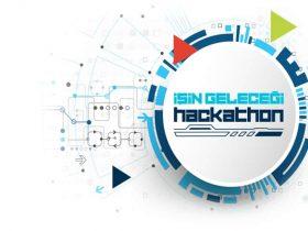 Türk Telekom İşin Geleceği Hackathonu duyuru görselidir.